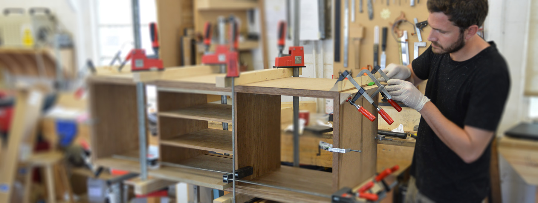 Woodworking Shop Furniture