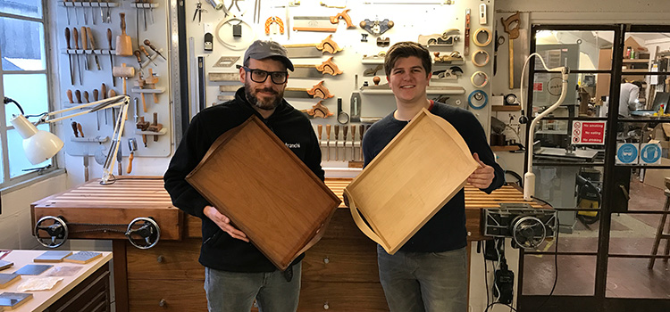 An Introduction to Handtools and Furniture Making