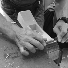 Make a Wooden Hand Plane with Theo Cook