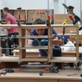 Advanced 50 Week Furniture Design & Makers' Course